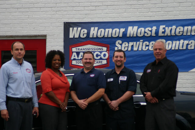 Gulf War Veteran in Buffalo Enjoys Free Car Repairs from Local AAMCO Dealership