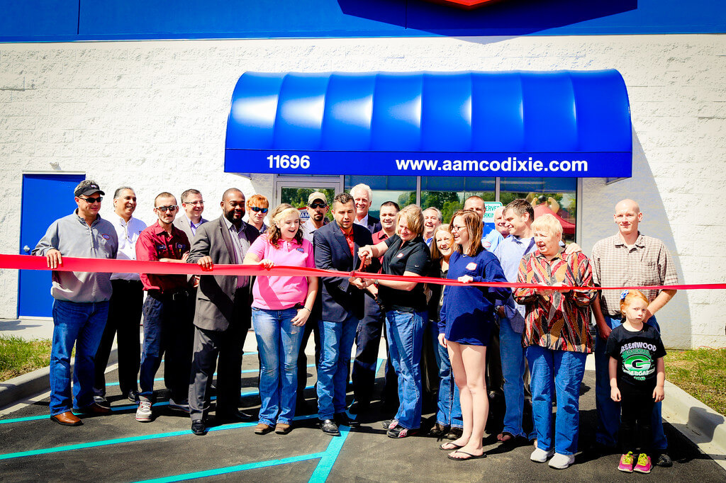 AAMCO Dixie Super Center is open for business!