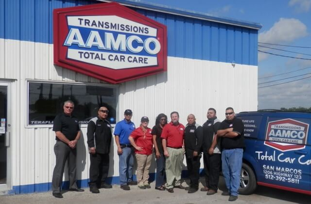Memorial Day salute to AAMCO center owners who are military veterans