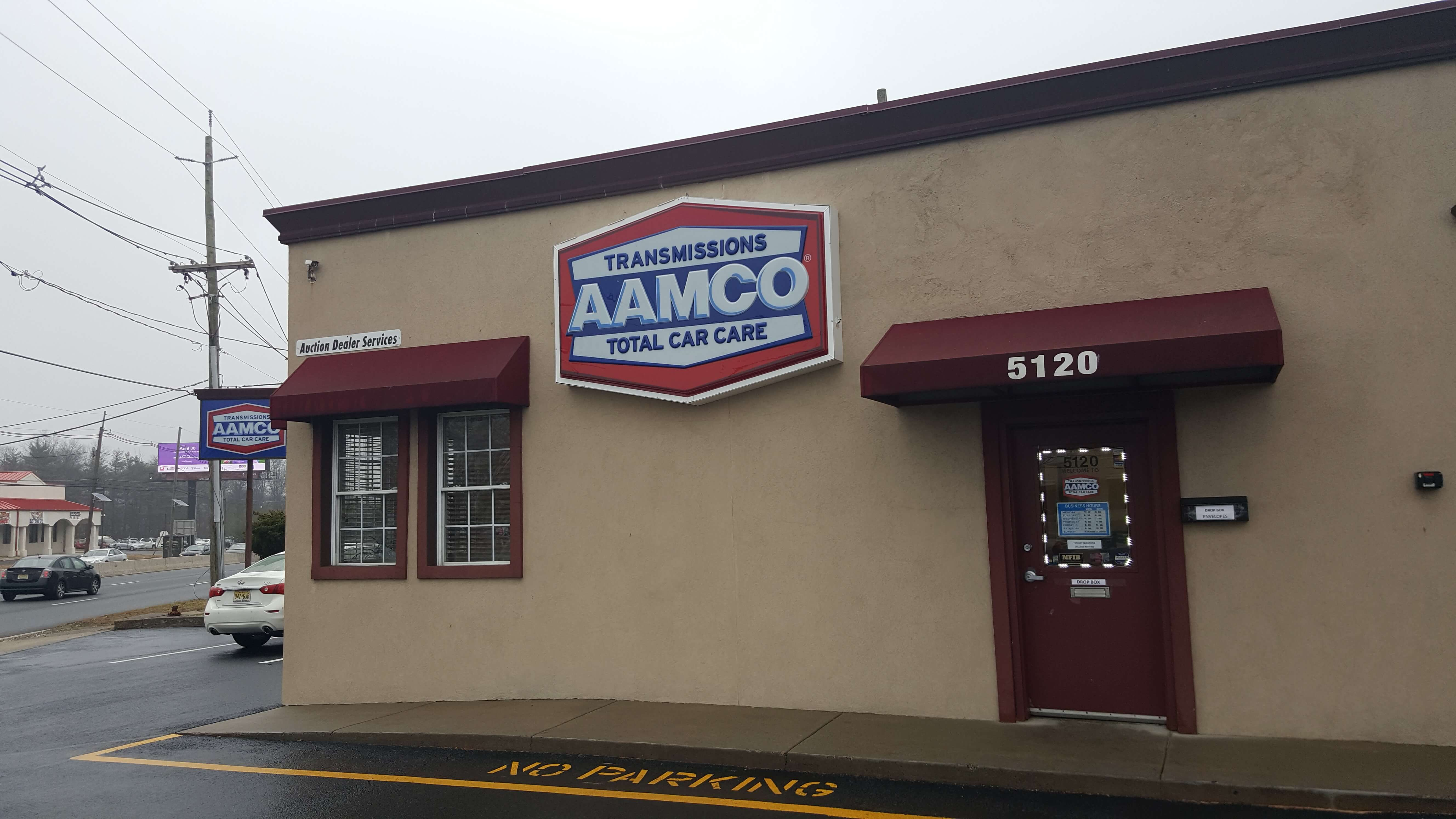 AAMCO Franchise Announces New Owner Of Pennsauken, New Jersey Service Center
