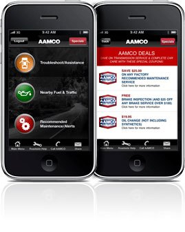 AAMCO iGAAUGE | AAMCO's Mobile Application