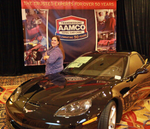 AAMCO Sweepstakes Winner Gets a Glimpse of the Big Prize