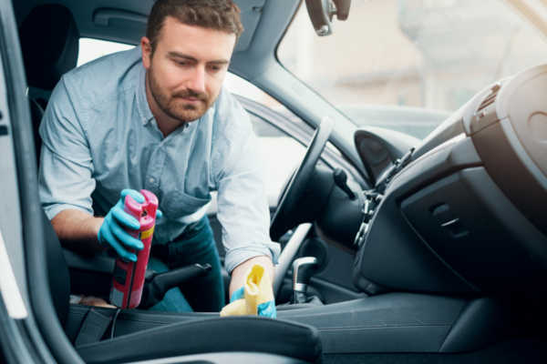 COVID-19 and Spring Cleaning Your Vehicle