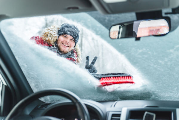 Healthy Vehicle in Winter 2021 Banner