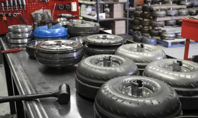 Common torque converter problems and how to fix them
