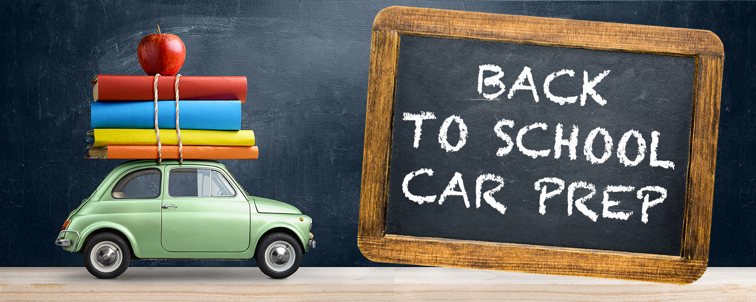 Back-To-School Car Prep