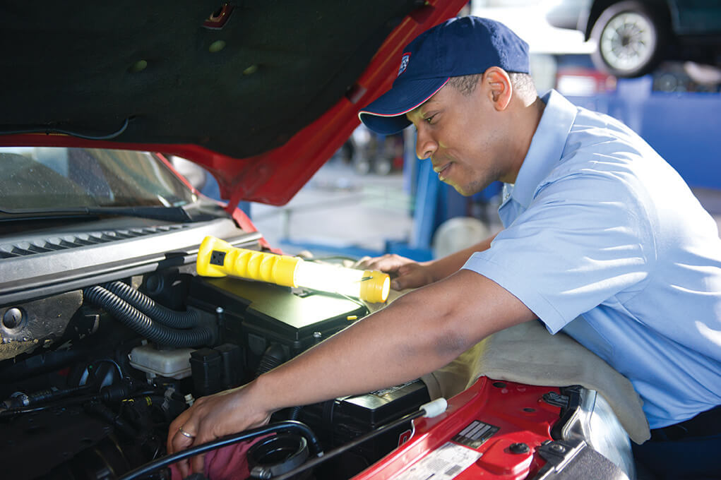 What does it mean when your Check Engine Light is on?