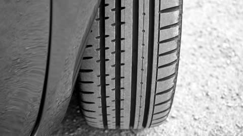 Car Tires Tread